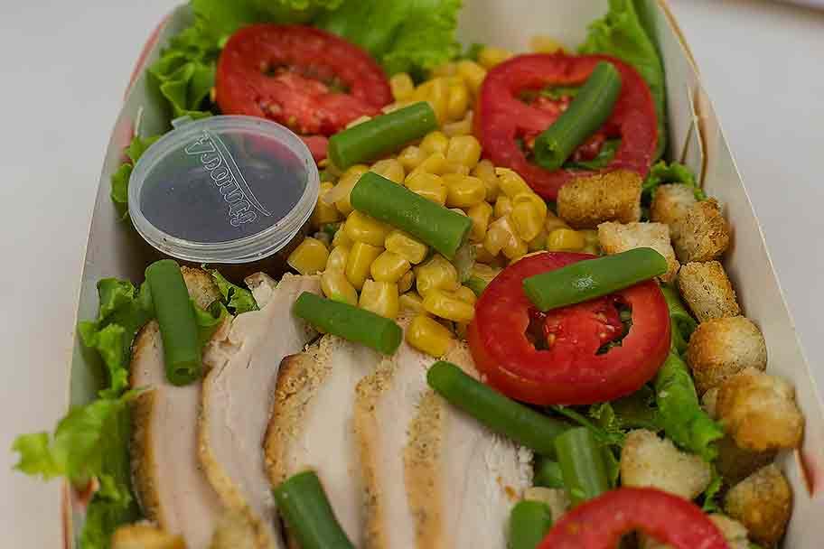 NnN Chicken Salald