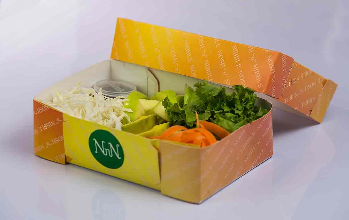 NnN Cabbage Crunchy Salad